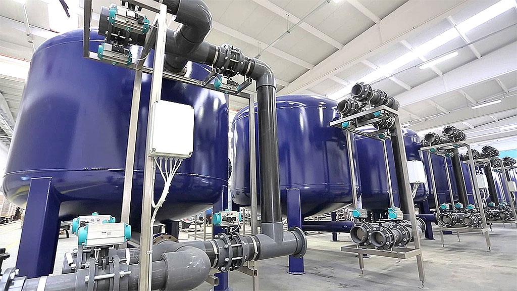 Tratamientos de agua osmosis hidrosam informaci n - Agua sin cal ...